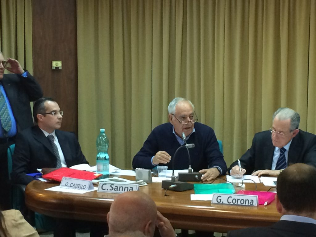 Giacomo Guadagnini, presidente della SoMiCa Spa