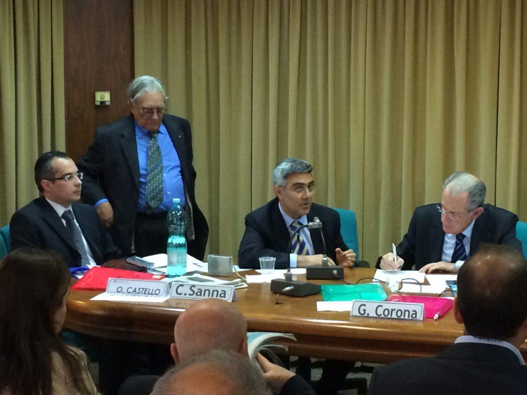 Mauro Musio, direttore del CISA