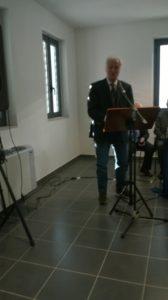 Leonardo Marras componente della giunta esecutiva dell'ASSTRA