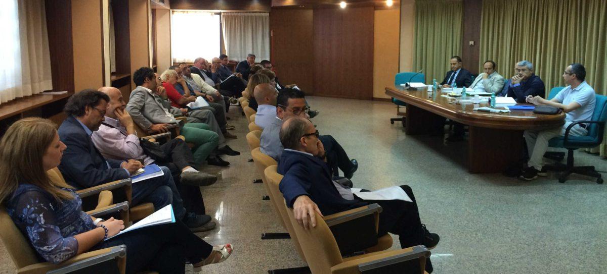 La sala convegni del CTM